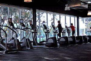 Strefa Cardio na siłowni